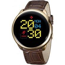 MyKronoz Smartwatch ZeRound Gold nahast