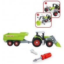 Askato Import Tractor koos trailer for...
