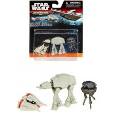 HASBRO SW E5 3-Pack, Bat tle Of Hoth