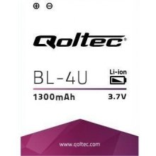 Qoltec aku for Nokia BL-4U 500 E66 8800...