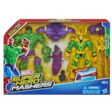 HASBRO SHM Hulk vs Loki Mash