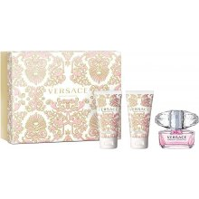 Versace Bright Crystal Set1 (EDT 50ml +...