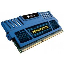 Mälu Corsair Vengeance Blue 8GB DDR3 Kit