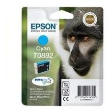 Тонер Epson чернила T0892 голубой DURABrite...