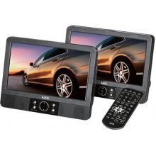 Meediapleier AEG DVD 4552 Car-Cinema Set 9...