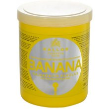 Kallos Banana Fortifying Hair Mask, Cosmetic...