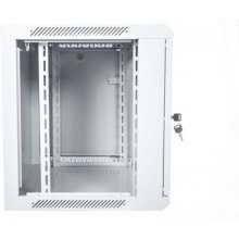 DIGITUS Wallmount cabinet 9U, 600x450mm...