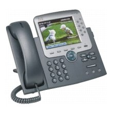CISCO Unified IP Phone 7975G, base...