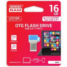 Флешка GOODRAM ODD 16GB 35/10 MB/s USB3.0...