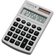 Kalkulaator Olympia LCD-1110 valge