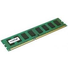 Mälu Crucial 4 GB, DDR3, 240-pin DIMM, 1866...