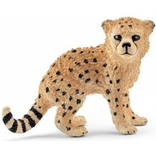 Schleich Young cheetah