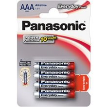 PANASONIC Everyday Power Alkaline, 4 pc(s)