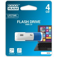 Флешка GOODRAM COLOR MIX 4GB USB2.0