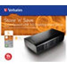 Жёсткий диск Verbatim STORE N SAVE 3.5IN 3TB
