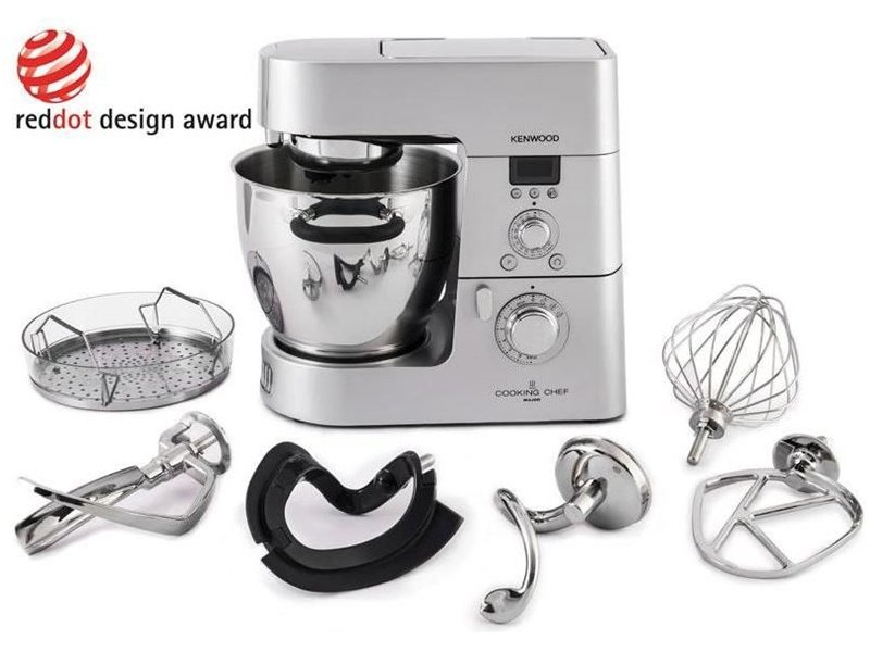 Kenwood Cooking Chef Km094 Kuchenmaschine Silver 0w20011046 Ox Ee