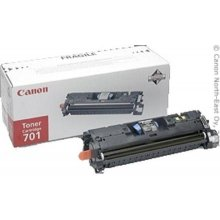 Tooner Canon Toner Cartridge 701 BK black