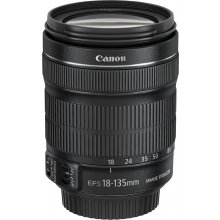 Canon EF-S 18-135mm f/3.5-5.6 IS STM, SLR...