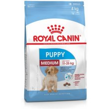 Royal Canin Medium Junior / Puppy 15kg (SHN)