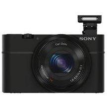 Фотоаппарат Sony DSC-RX100, 20.2, Compact...