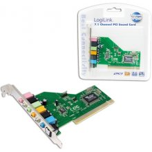 LogiLink 7.1 Channel Sound Card PCI