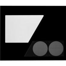 NZXT Clear Side Panel for Phantom - Black