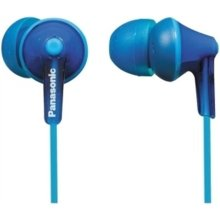 PANASONIC RP-HJE125E-A In-ear, Blue