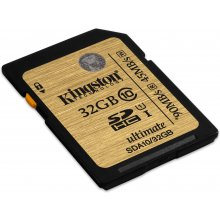 Флешка KINGSTON 32GB SDHC Ultimate UHS-I...