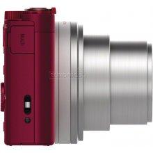 Fotokaamera Sony DSC-WX500, punane