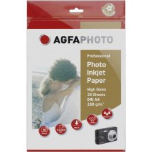 AGFAPHOTO Professional foto Paper 260 g A 4...