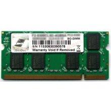 Mälu G.Skill SO DDR2 2GB PC 800 CL5 2GBSQ