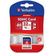 Флешка Verbatim SDHC 32GB