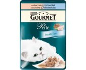 Gourmet Perle, kiisueine, lõhe/valgekala...