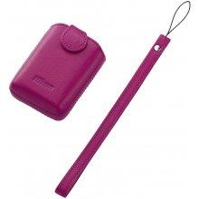 NIKON CS-CP4-1 кожаный Bag for Coolpix S01...