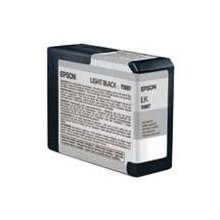 Тонер Epson ink cartridge light чёрный T 580...