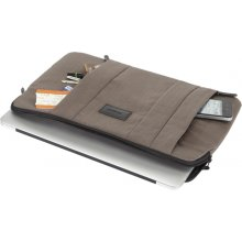 "TARGUS City Smart 14"" Laptop Sleeve Taupe"