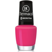 Dermacol Neon Polish 03 розовый, Cosmetic...