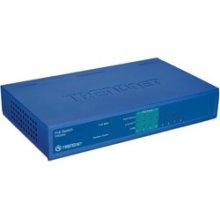 TRENDNET Switch 8-Port 10/100Mbps PoE 4* PoE...