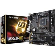 Emaplaat GIGABYTE MB AMD B350 SAM4...