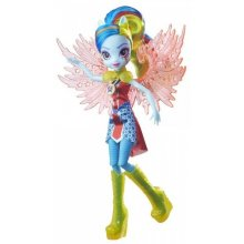 HASBRO MLP doll crystal ball, Rainbow