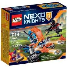LEGO Nexo Knights Pojazd bojowy Knighton