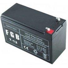 EMU батарея 12V 7AH VRLA/FGB7-12