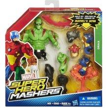 HASBRO Super Hero Mashers, Drax