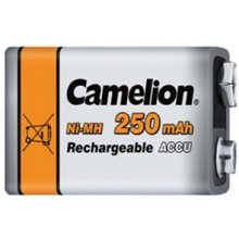 Camelion 9V/6HR61, 250 mAh, Rechargeable...