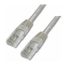 Mcab CAT6-U / UTP-PVC-1.00M-GRY