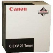 Тонер Canon Toner Cartridge C-EXV 21 чёрный