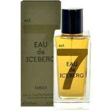 Iceberg Eau de Iceberg Amber, EDT 100ml...