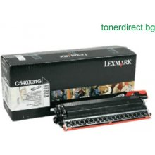Tooner Lexmark Black Imaging Kit for C54x...