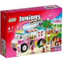 LEGO Juniors van с ice cream Emmy