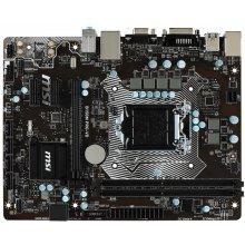 Emaplaat MSI B150M PRO-VD PCIE 3.0